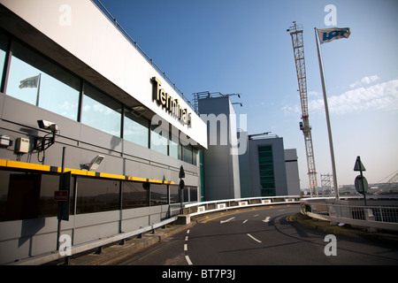 Heathrow airport, London, England, terminal one - Stock Photo
