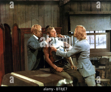 SCENE WITH HORST JANSON VIVA LA MUERTE TUA (1971) - Stock Photo