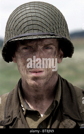 DAMIAN LEWIS BAND OF BROTHERS (2001) - Stock Photo