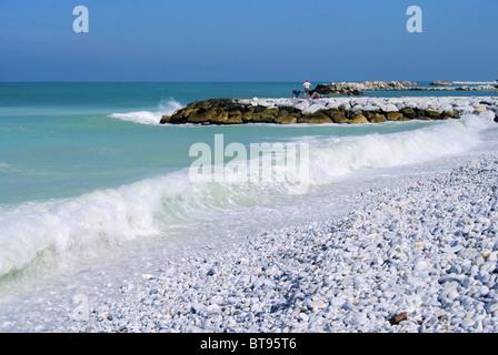 Pisa Strand - Pisa beach 01 - Stock Photo