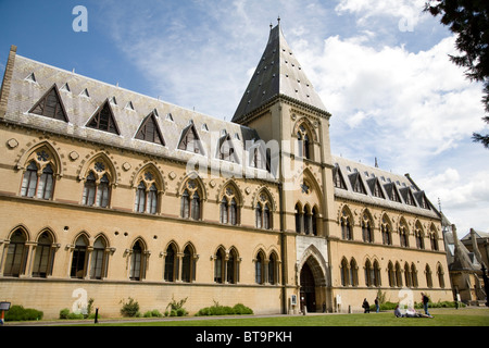 Oxford University, Museum of Natural History. Oxford. England - Stock Photo