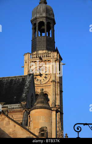 France, Paris, Église St-Étienne-du-Mont church, - Stock Photo