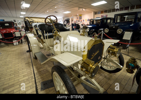 Don Garlits Museum of Classic Automobiles Ocala Florida vintage Buick automobile - Stock Photo