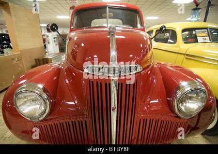 Don Garlits Museum of Classic Automobiles Ocala Florida 1948 Studebaker half-ton pick up truck - Stock Photo