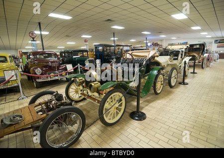 Don Garlits Museum of Classic Automobiles Ocala Florida - Stock Photo