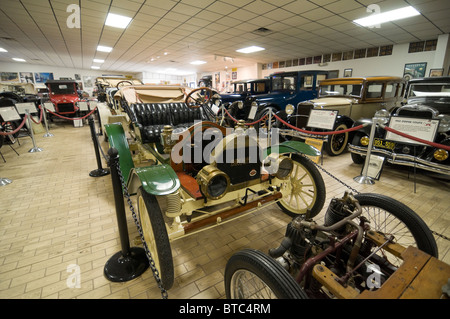 Don Garlits Museum of Classic Automobiles Ocala Florida vintage Brush automobile - Stock Photo