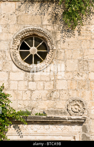 Church in Budva, Montenegro - Stock Photo