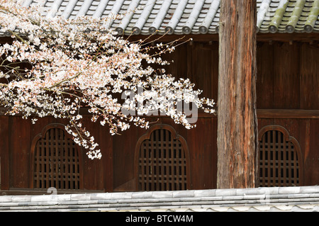 Nanzen Ji Temple in spring, Kyoto, Japan JP - Stock Photo