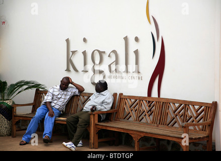 Kigali Memorial Centre in Kigali, Rwanda, museum and memorial to the one million Rwandans killed in the 1994 genocide - Stock Photo
