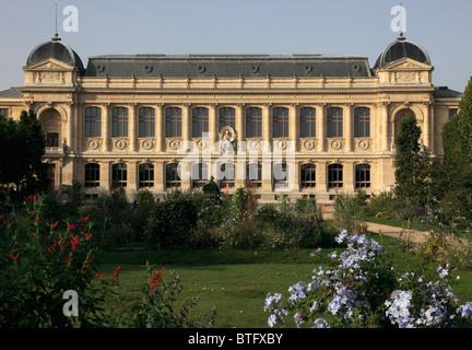 France, Paris, Jardin des Plantes, botanical garden, - Stock Photo