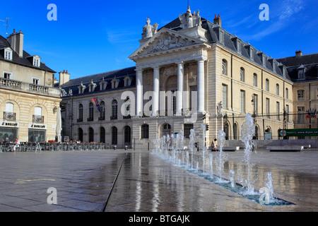 france bourgogne dijon palais des congr s modern architecture stock photo royalty free image. Black Bedroom Furniture Sets. Home Design Ideas