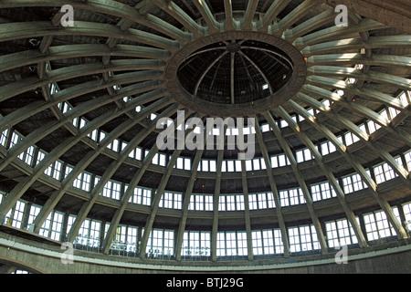 Centennial Hall (1913), UNESCO World Heritage Site, Wroclaw, Lower Silesia, Poland - Stock Photo