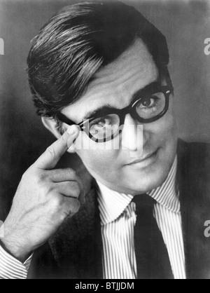 Geoffrey Beene, 1965, courtesy CSU Archives/ Everett Collection - Stock Photo