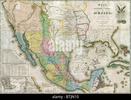 Western North America During The Mexican American War 1846 48 Which Resulted