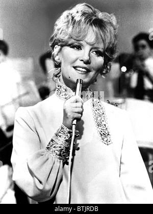 PETULA CLARK, c. 1967 - Stock Photo