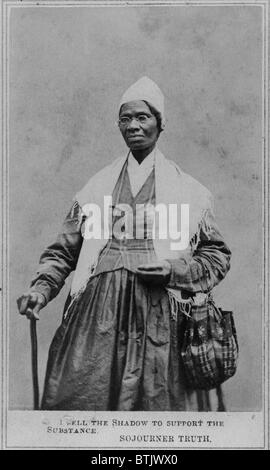 a biography of sojourner truth an african america abolitionist and womens right activist Sojourner truth first met the abolitionist frederick douglass while she was living at the northampton association although he admired her speaking ability, douglass was patronizing of truth, whom .