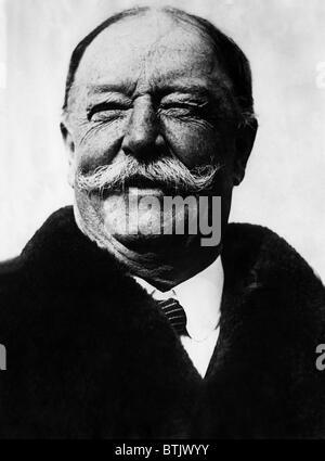 Former President William Howard Taft (1857-1930), in office 1909-1913, Circa 1927. CSU Archives/Courtesy Everett - Stock Photo