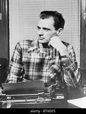 Arthur Miller (1915-2005) American playwright won the Pulitzer Prize for DEATH OF A SALESMAN (1948). - Stock Photo