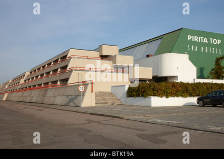 Pirita Olympic Sailing Center, Tallinn, Estonia - Stock Photo