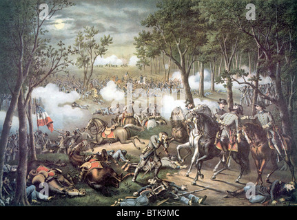 an analysis of the battle of chancellorsville in the american civil war 10 facts: chancellorsville but even at the end of the american civil war, chancellorsville was still ranked as the fourth bloodiest battle of the civil war.