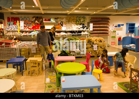 ikea furniture warehouse store plymouth meeting pennsylvania usa stock photo 32394629 alamy. Black Bedroom Furniture Sets. Home Design Ideas
