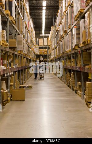 ... IKEA Furniture Warehouse Store, Plymouth Meeting, Pennsylvania, USA    Stock Photo