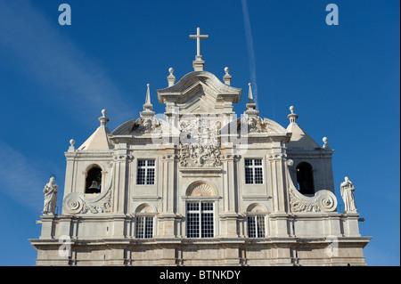 Sé Nova cathedral in Coimbra, Beira Litoral, Portugal, Europe - Stock Photo