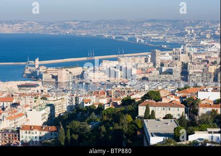 Marseille, Provence, France - Stock Photo