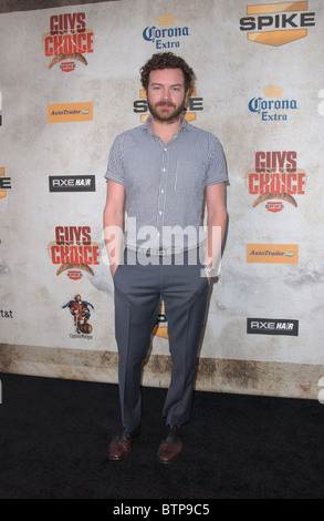 Spike TV's 4th annual 'Guys Choice Awards' - Stock Photo