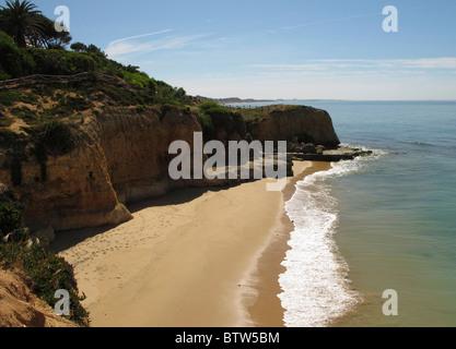 Da Balaia Beach, Algarve - Stock Photo