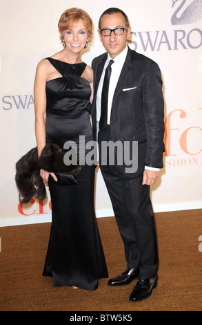 The 2009 Council of Fashion Designers of America CFDA Fashion Awards - Stock Photo