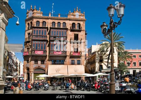 Seville Spain  Dona Maria Coronel old City Center - Stock Photo