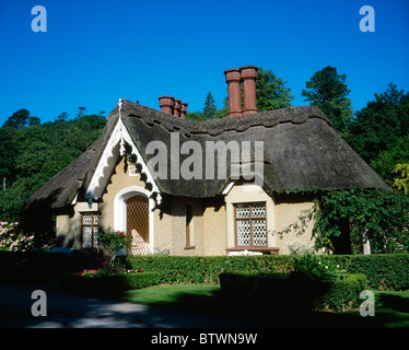 Cottage Ornee, Killarney Town, Co Kerry, Ireland - Stock Photo