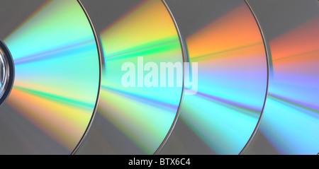 disks - Stock Photo