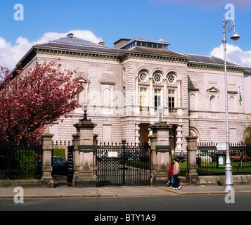 National Gallery Of Ireland, Dublin, Co Dublin, Ireland - Stock Photo