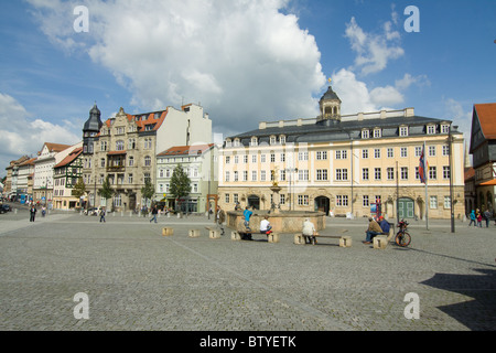 City Palace Eisenach - Stock Photo