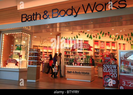 Bath and body works store in Ontario Canada before 2010 Christmas Stock  PhotoBath and Body works store Christmas decoration in Fairview mallBath And Body Shop Toronto  Abu Dhabi United Arab Emirates  . Bath And Body Shop Toronto. Home Design Ideas