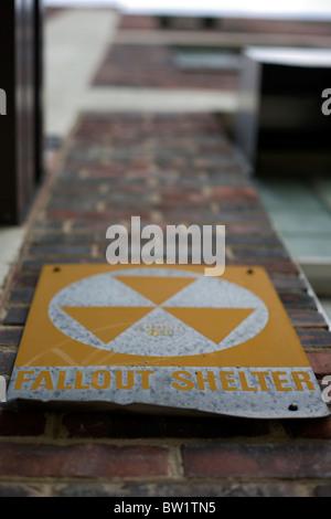 Fallout Shelter - Stock Photo