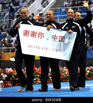Aug 23 - Beijing Summer 2008 Olympic Games - Stock Photo
