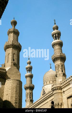 Aegypten, Kairo, Ar-Rifai Mosque (Al-Rifa'i Mosque) - Stock Photo