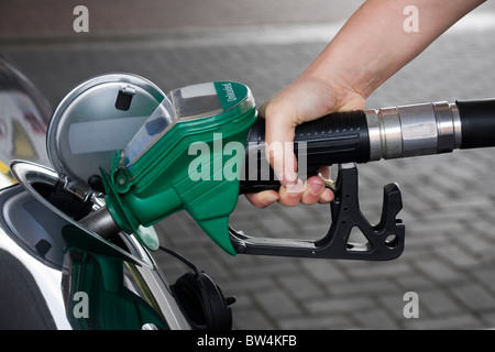 Rising fuel costs - Stock Photo