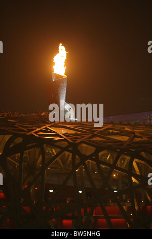 Aug 08 - Beijing Summer 2008 Olympic Games - Stock Photo