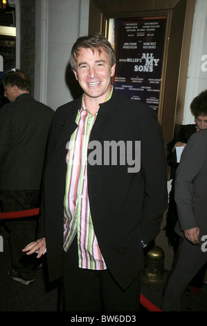 ALL MY SONS Opening Night on Broadway - Stock Photo