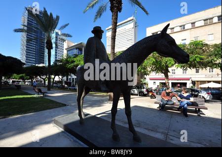 Tel Aviv Jaffa Yafo Israel - Stock Photo