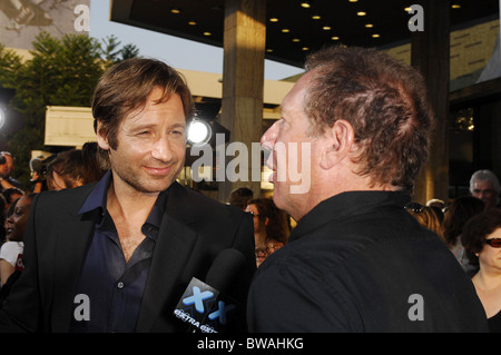 CALIFORNICATION and WEEDS Season 3 Premiere Screening - Stock Photo