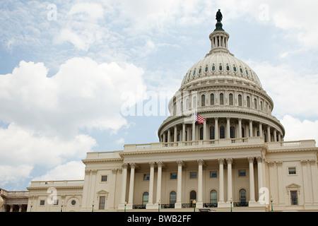 United states capitol, Washington DC, USA - Stock Photo