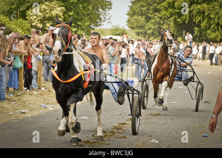 Appleby Horse fair Westmorland, Cumbria, UK - Stock Photo