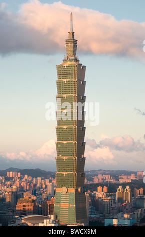 Taipei 101 Taipei Taiwan - Stock Photo