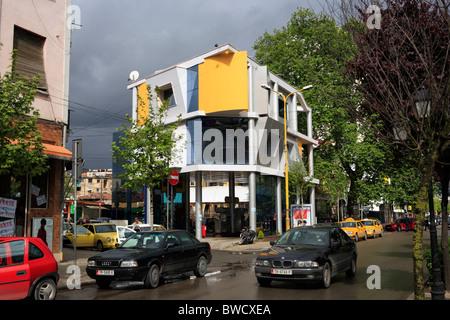 Tirana (Tirane), Albania - Stock Photo