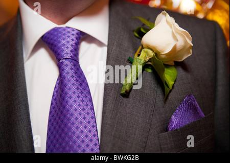 The groom - Stock Photo